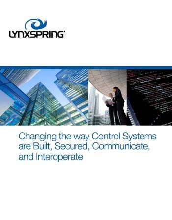 """Changing the way Control Systems are Built, Secured, Communicate, and Interoperate"" Brochure"