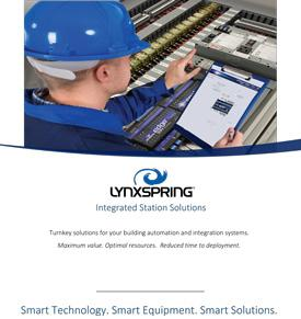 Lynxspring Integrated Station Solutions Brochure
