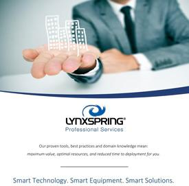 Lynxspring Professional Building Management and Technology Support Services Brochure
