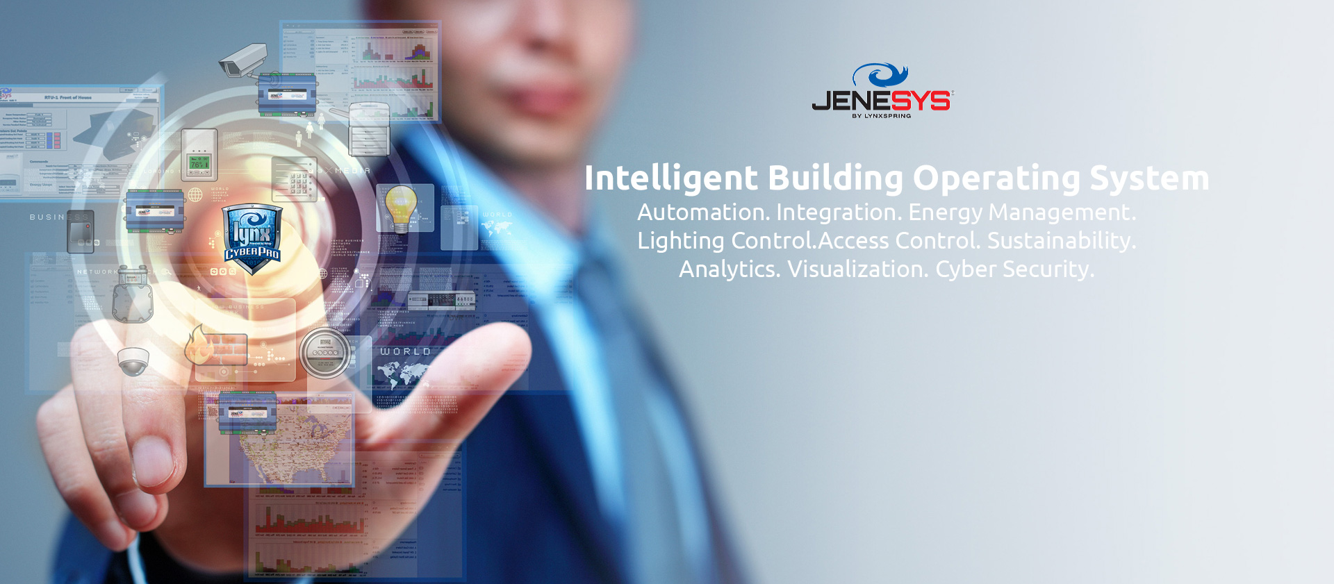 JENEsys Intelligent Building Operating System