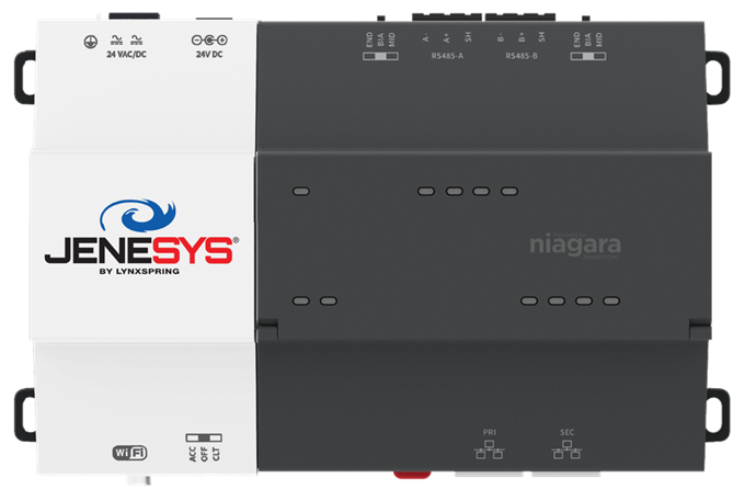 Wiring Diagram Access Control Panel : Jenesys building management system for building automation