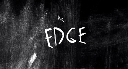 The Edge Is Here. And It's Here Now.