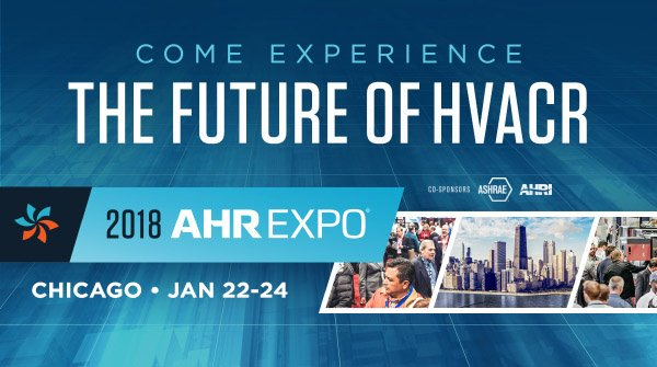 2018 AHR Expo Home